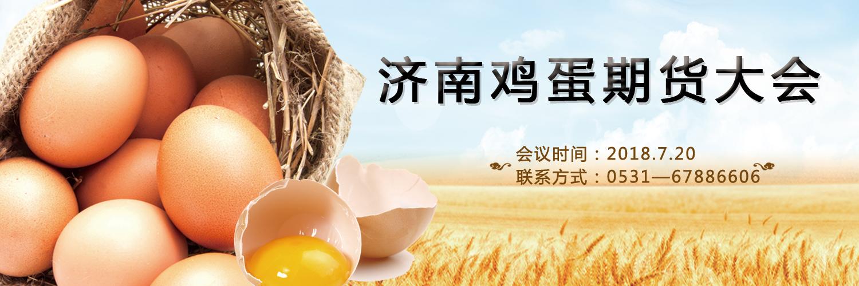 济南鸡蛋期货大会邀请函20180720