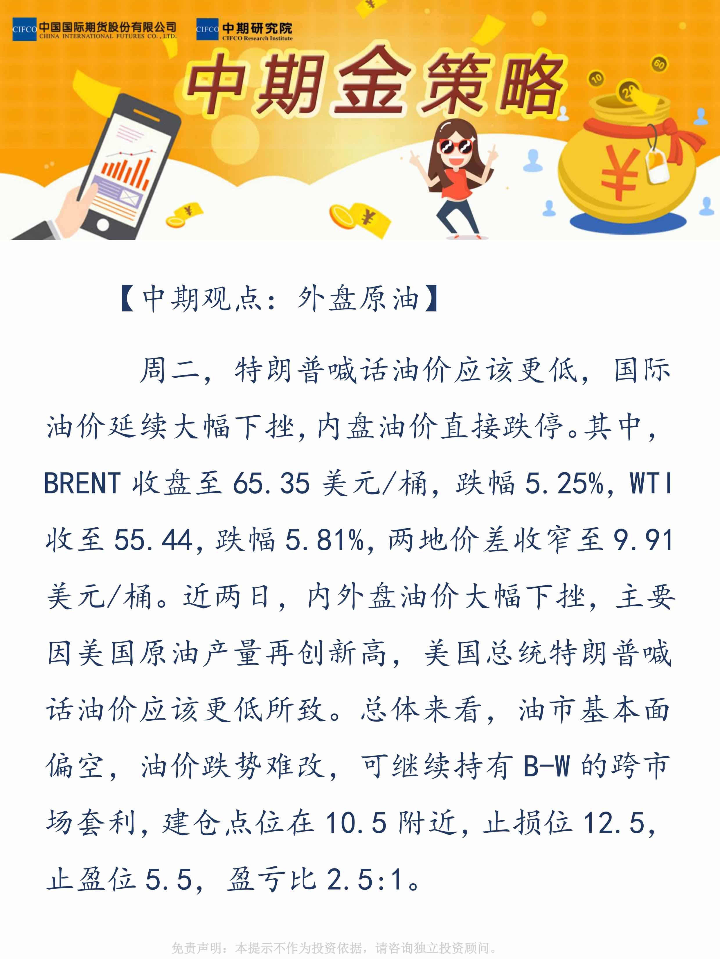 易胜博金策略-外盘原油20181114-暴玲玲.jpg
