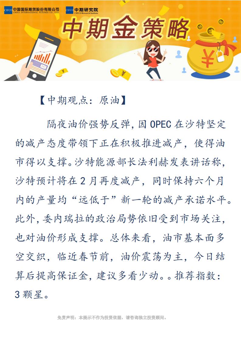 易胜博金策略-原油20190130-暴玲玲_00.png
