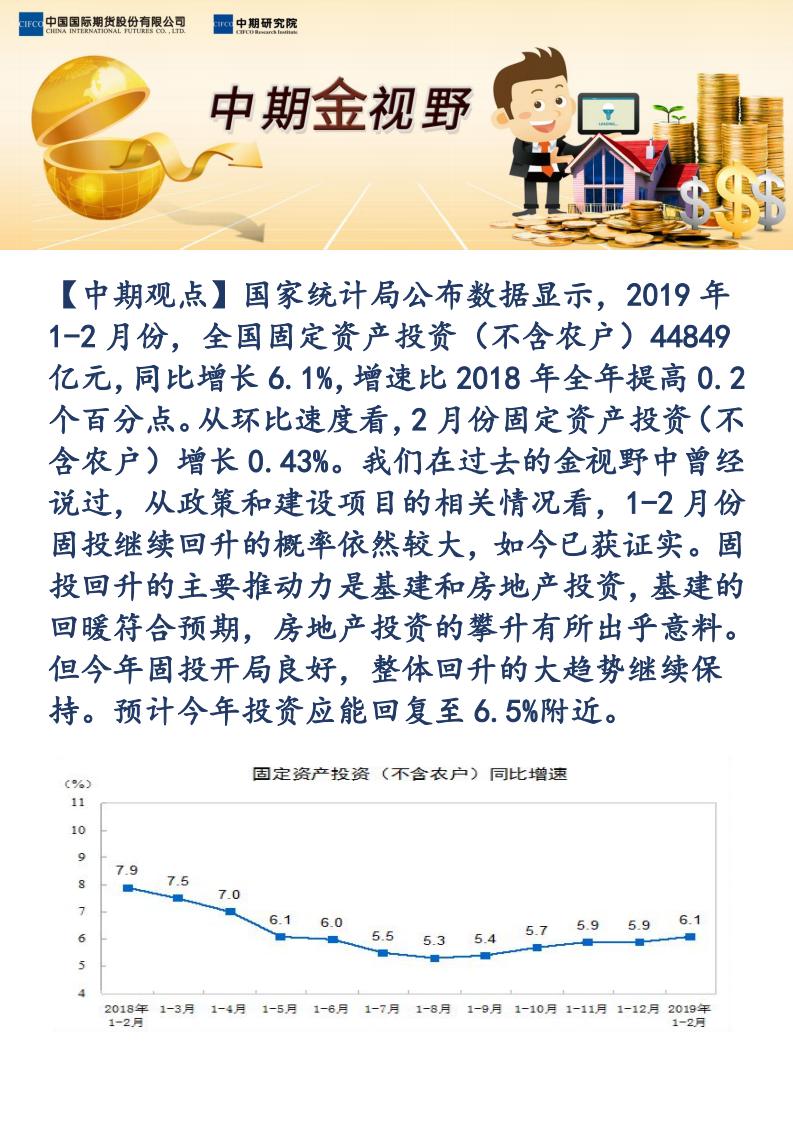 【易胜博金视野】固投开局良好,年内或回至6.5%附近_00.png