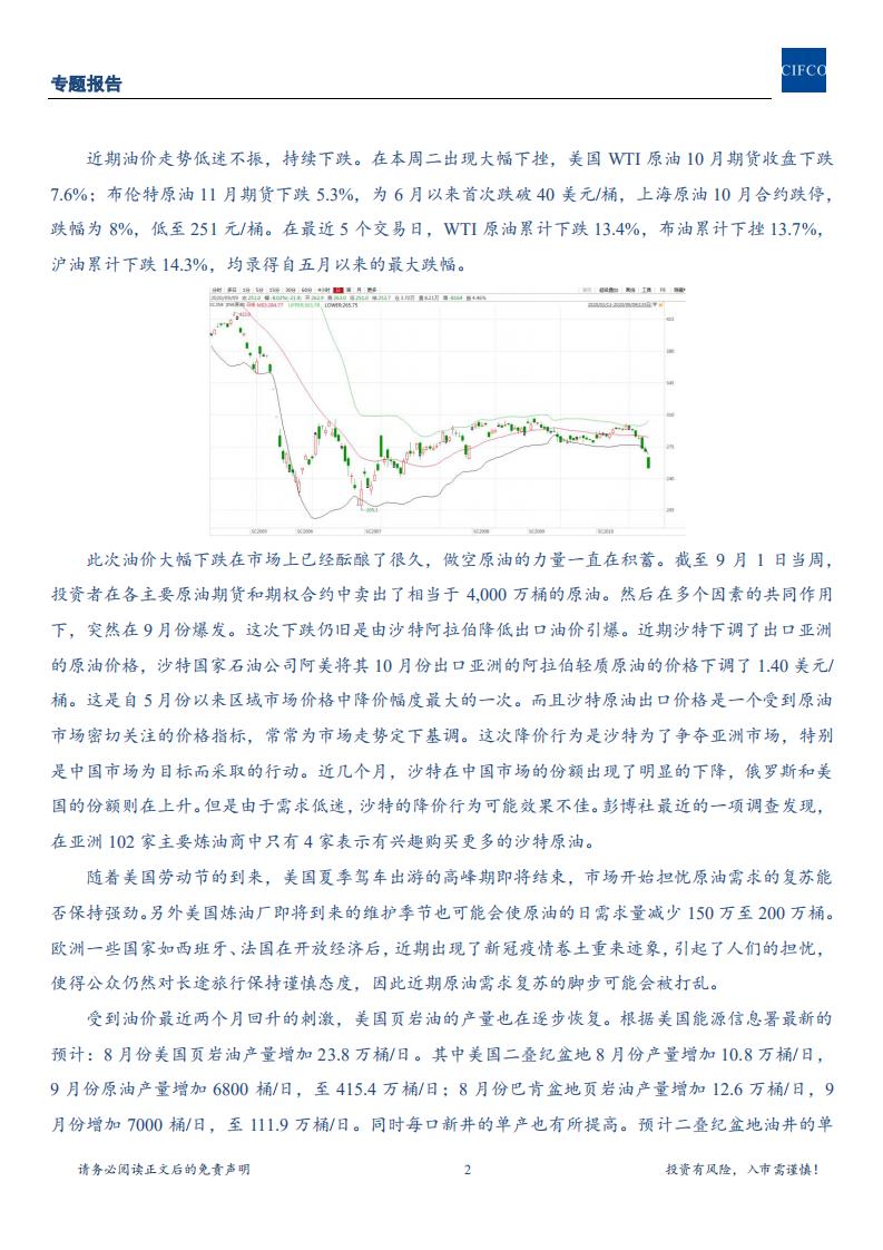【亚博体育官方网址专题报告】二油价崩跌,但希望仍存_01.png